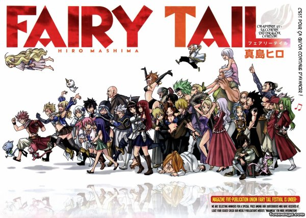 we love fairy tail