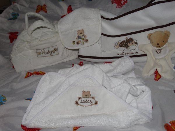 Ma collection Teddydou