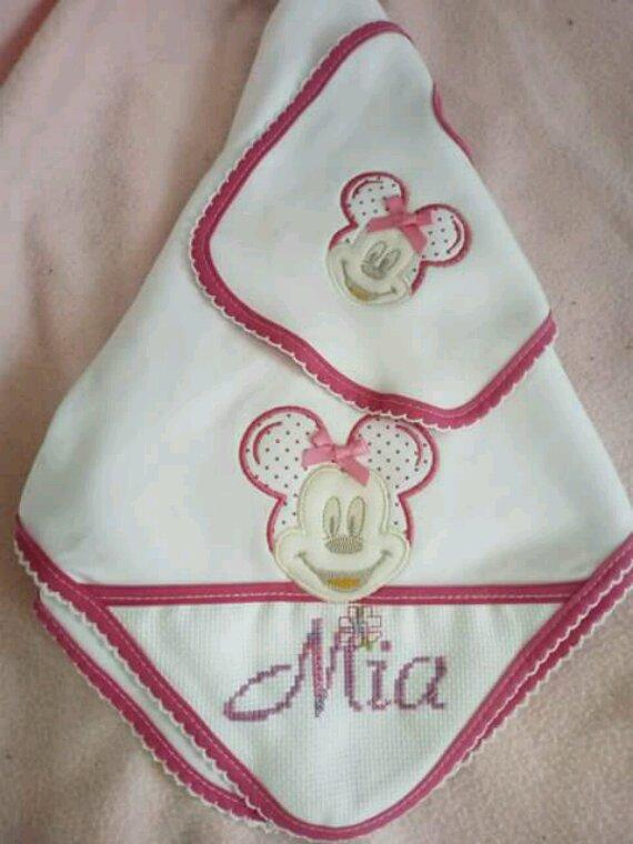 La création pour Mia
