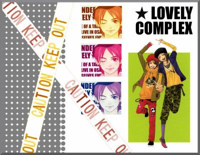 Manga   Lovely Complex  article 2