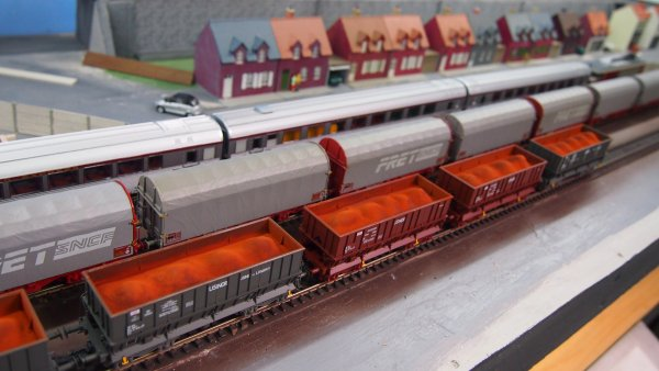 Minéraliers USINOR MARKLIN