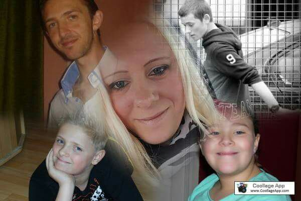 Les personnes qui compte le plus pour moi mon mari mes fils et ma.fille