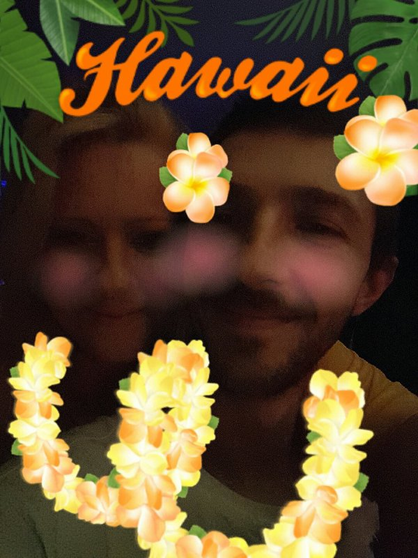 Ma fille et mon mari d'amour et moi