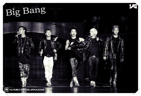 Big Bang ;)