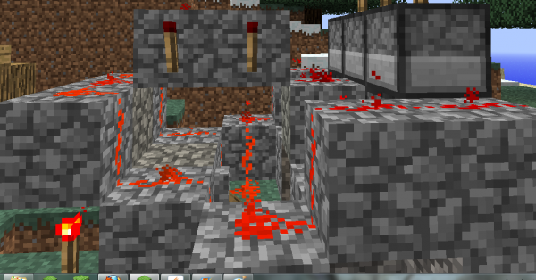 Super Mitrailleuse A Fleche Minecraft