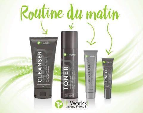 ~ La routine du matin ~