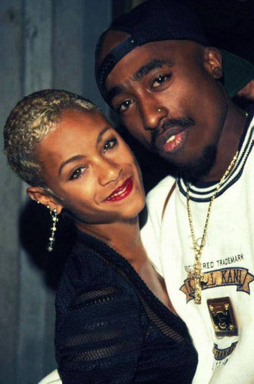 Jada Smith & 2pac