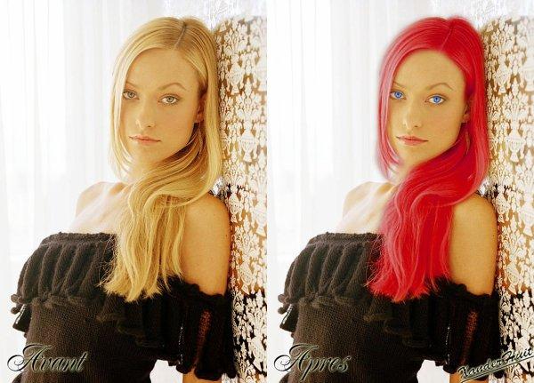 Tutoriel Changer Couleur Cheveux, Yeux, Bouche Avec Photoshop CS3 Extented 