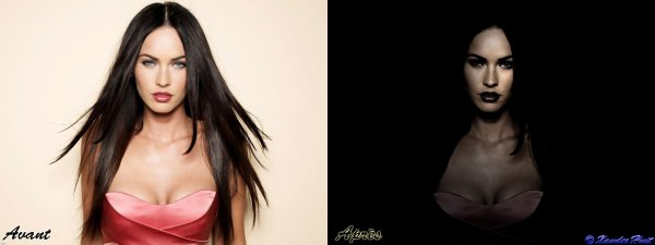 Tutoriel Effet Studio Photo Avec Photoshop CS6 Extended ​