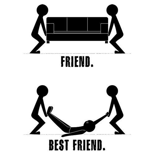 ah les meilleur amies