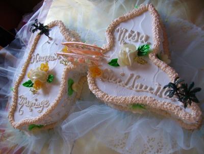 mariage carte de la guadeloupe   Gateaux Antillais