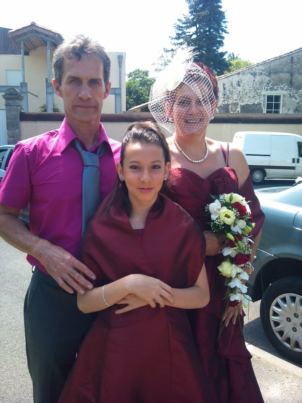 Mariage Maman et Beau-Papa
