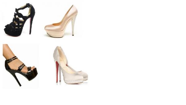 quel chaussure preferer vous?
