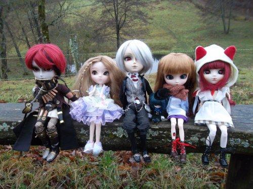 Photos de la première rencontre avec Akemi!!