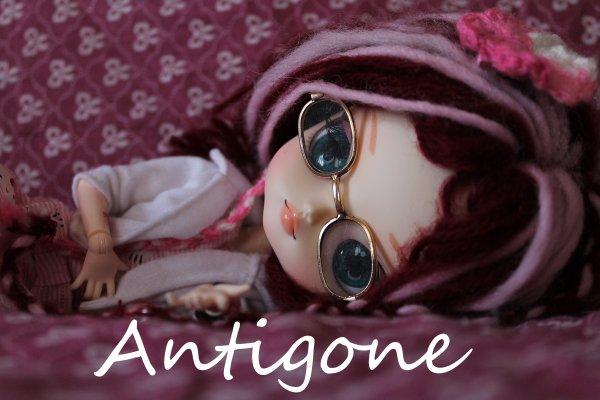 Doll de Tsubaki: Antigone♥