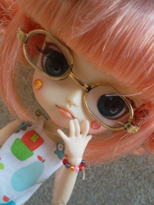 Nouvelle wig de Mitsuki et obitsu d'Antigone
