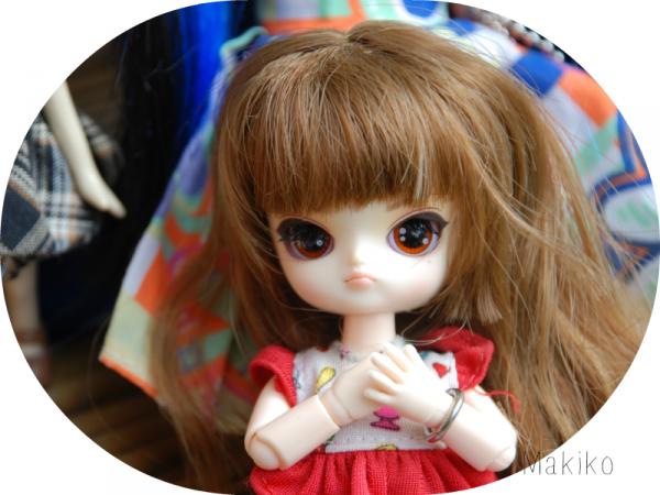 Doll de Kurama: Makiko! ♥