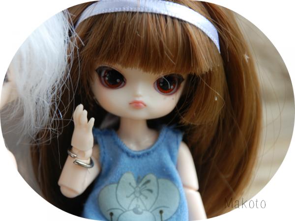 Doll de Sheina: Makoto♥