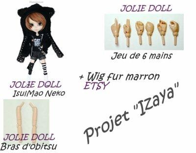 Des nouvelles dolls??
