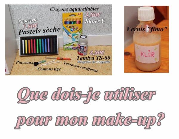 Make up de Feuille Morte!