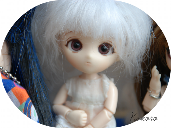 Doll de Kurama: Kokoro♥