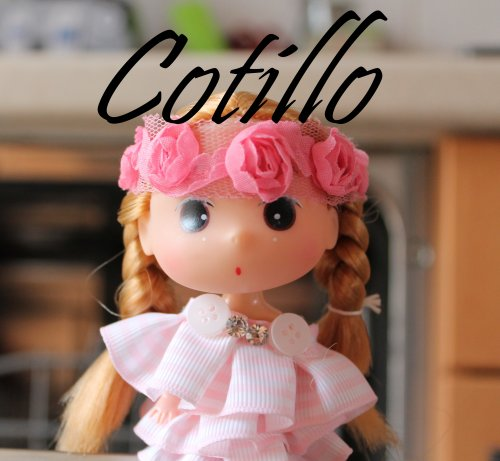 Doll de Tsubaki: Cotillo♥