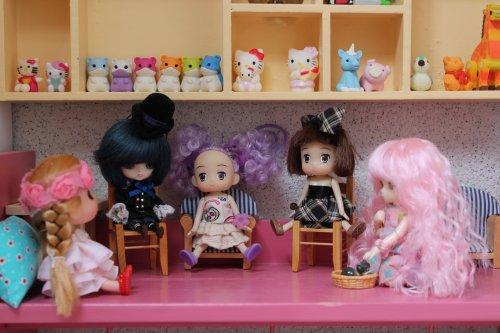 Les gamins de Tsubaki de retour!
