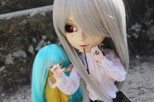 Haku et Patisserie en mode Raiponce...