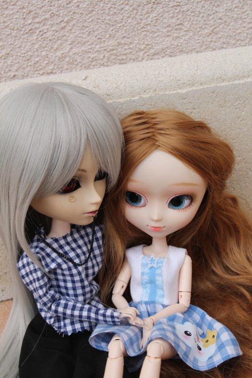 Mini rencontre dolliènne avec une Montbrisonnaise!! O-O