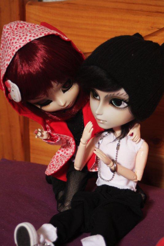 Akemi et Mitsuki enfin réunis!