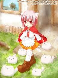 petit chat rouge