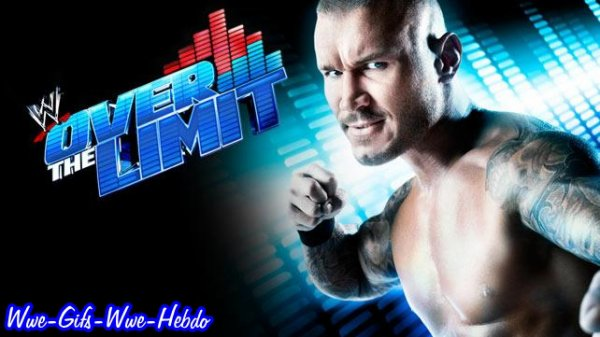 Pay Per View : Over The Limit 2012
