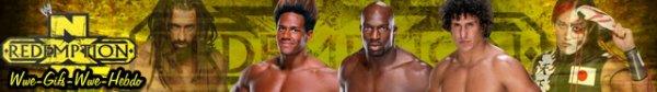 Résultat WWE NxT Redemption 30/05/12