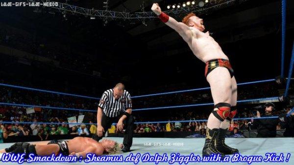 Résultat WWE SmackDown 22/06/12 (Désolé pour mes absences mais j'était occupé par les cours !)