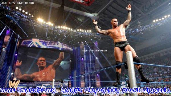 Résultat SmackDown 31/08/12