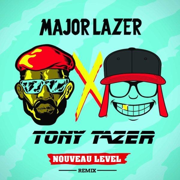 TONY TAZER / MAJOR LAZER VS TONY TAZER - Watch out for This French Remix (Feat Jmb) (2013)