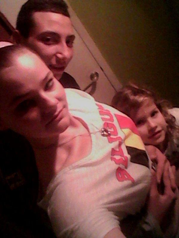 Moi mon amoureux et ma cousine