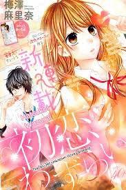 Hatsukoi wazurai (Manga)
