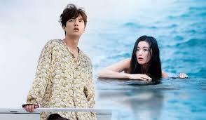 La légende de la mer bleu (Drama)