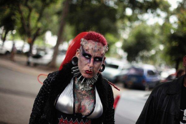"""la femme vampire"""
