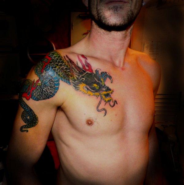 grand tatouage