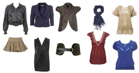We love TOPSHOP...!!! Collection automne/hiver 2010/2011