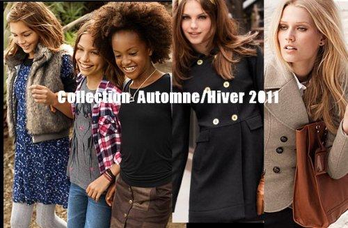 Nouvelle COLLECTION H&M  AUTOMNE/HIVER 2011