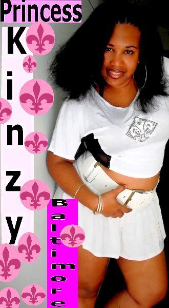 "Princess Kinzy ""Tin Tan "" / Princess Kinzy ""Tin Tan "" (2011)"