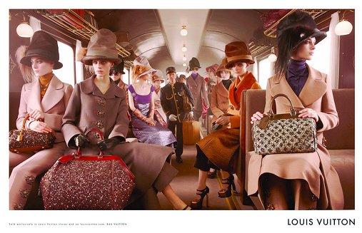 Louis Vuitton - Automne/hiver 2012-2013