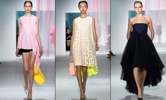 Défilé Dior - Printemps/été 2013