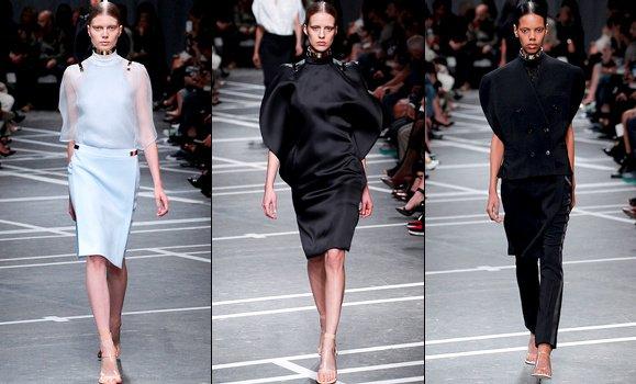 Défilé Givenchy - Printemps/été 2013
