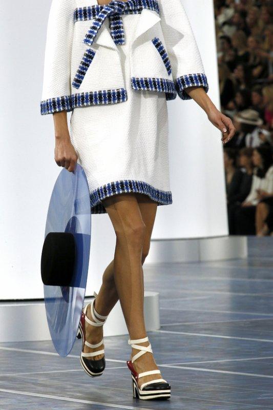 DÉFILÉS PRÊT-À-PORTER PRINTEMPS-ÉTÉ 2013 Chanel