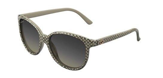 Bambou et Diamond Glitter, les nouvelles lunettes de soleil Gucci!