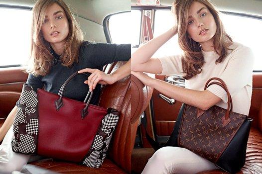 Les nouveaux sacs Louis Vuitton